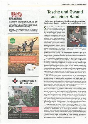 Wollgwand - Presse